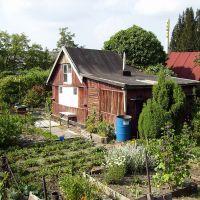 Plan zagospodarowania ogródków działkowych przy Odyńca