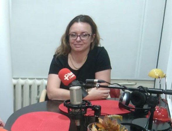 Małgorzata Marczulewska ze stowarzyszenia STOP nieuczciwym pracodawcom