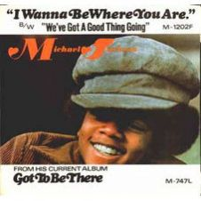 I Wanna Be Where You Are - Michael Jackson