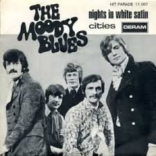 Nights In The White Satin - The Moody Blues