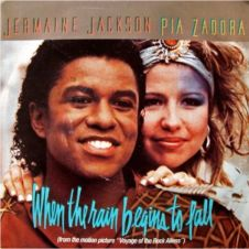 When The Rain Begins To Fall - Jermaine Jackson, Pia Zadora